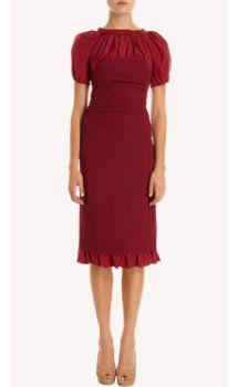 Nina Ricci Empire Dress