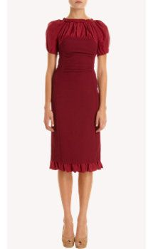 Nina Ricci Empire Dress