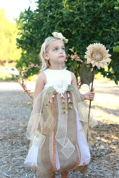 DIY fall fairy costume #MichaelsMakers @AThoughtfulPlace