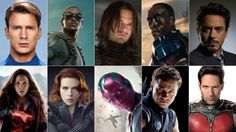 The Entire Marvel Cinematic Universe Has Been Cast In Civil War | will we get a Planet Hulk movie?!?