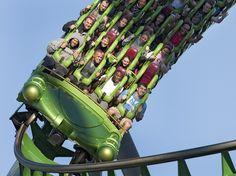 Hulk Ride @ Universal Studios @ Orlando