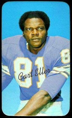 Eller was a great leader! Super Football, Best Football Team, School Football, Nfl Football, Football Players, Football Stuff, Football Trading Cards, Football Cards, Sports Stars
