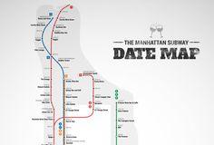 The Best Date Spot Near Every Manhattan Subway Stop