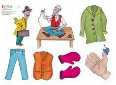 Flannel Boards, Paper Dolls, Inventions, Preschool, Sweden, Language, Education, Design, Ideas