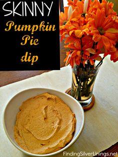 Skinny Pumpkin Pie D