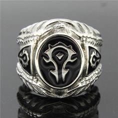 Warcraft 316L Ring