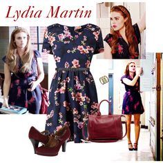 Lydia Martin 3x01 inspired outfit by kirsty-x-rose on Polyvore featuring mode, Söfft, Sole Society, Accessorize and Dorothy Perkins