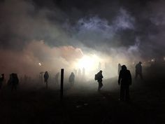 22 Nov '16:  Hundreds of water protectors injured after riot police fire water cannons and rubber bullets - NationofChange