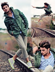 NINJA STYLE (by Mariano Di Vaio) #fashion #mensfashion #menswear #style #outfit