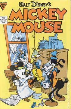 Mickey Mouse #222