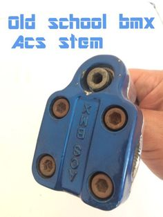 Old school bmx! Acs stoker stem! in Gardena, CA (sells for $45)