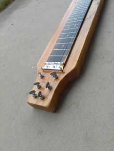 Handmade Electric Lap Steel Guitar