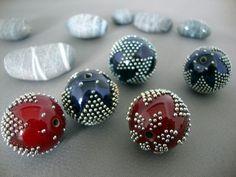 FlameART -glasswork beads