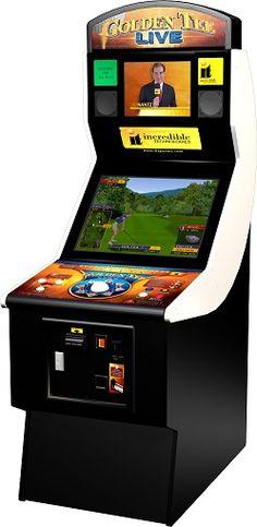 Golden Tee Live Golf Arcade Game