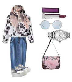 """""""Untitled #1"""" by sameeha4798 on Polyvore featuring Marc by Marc Jacobs, Realtree, Maybelline, Calvin Klein, Burberry, women's clothing, women, female, woman and misses"""