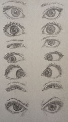 Pencil drawing Step by Step Eye Draws (realistic and colorful) -. Bleistiftzeichnung Step by Step Eye Draws (realistisch und farbenfroh) -. Pencil drawing Step by Step Eye Draws (realistic and colorful) -. Easy Pencil Drawings, Pencil Sketch Drawing, Art Drawings Sketches Simple, Sketch Art, Cool Drawings, Drawing Base, Disney Drawings, Realistic Eye Drawing, Drawing Hands
