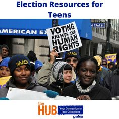 Election Resources for Teens