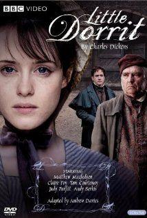 DVD Cover for Little Dorrit