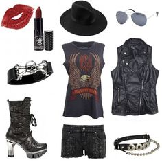 Outfit inspo! #outfitinspiration #outfitideas #alternativefashion…