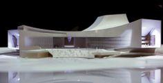 Architectural Model - Busan Opera House / designcamp moonpark dmp