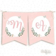 Kit Ciervita Nena del bosque. Imprimible personalizable Paper Gift Box, Place Card Holders, Baby Shower, Kit, Templates, Woodland, Cupcakes, Ideas, Personalized Invitations