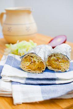 Kebab vegetariano | Ricetta di Say Yummy!!!