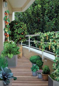 Comment aménager mon balcon ? 4 idées déco pour vous inspirer ...