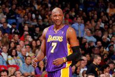 NBA: Lamar Odom ficha por los Lakers y se retirará en su equipo