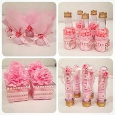 Discover thousands of images about Ballerina Birthday party ideasThese are cute favors.My Mimos © Por Roberta Torres ( Shower Favors, Shower Party, Baby Shower Parties, Bridal Shower, Ballerina Birthday, Princess Birthday, Girl Birthday, Wedding Favours, Party Favors