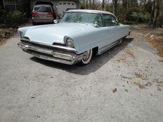 '56 Lincoln 2 Door Hard Top Sedan