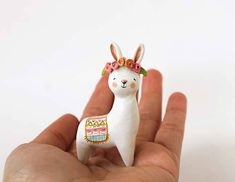 Cuteness overload in the lovely, beastly ceramics by Sweet Bestiary, on the blog today!