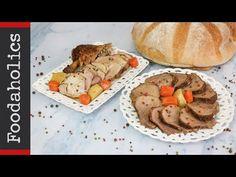Πως θα φτιάξετε πεντανόστιμα κρέατα για το Πρωτοχρονιάτικο τραπέζι! | Foodaholics - YouTube
