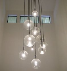 Replacement Globes for this Mystery Chandelier?