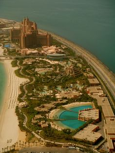 Dubai visto de cima