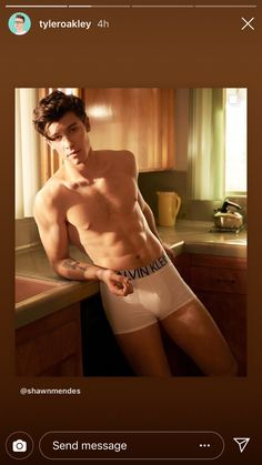 Shop the latest men's underwear including briefs, trunks, boxers, and boxer briefs from Calvin Klein. Calvin Klein Boxers, Calvin Klein Underwear, Calvin Klein Jeans, Cameron Dallas Imagines, Celebrity Faces, Old Singers, Calvin Klein Black, Shawn Mendes, Hot Boys
