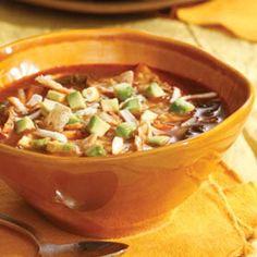 Vegetarian Tortilla Soup #FollowersFavorites #AndersonLive @andersontv