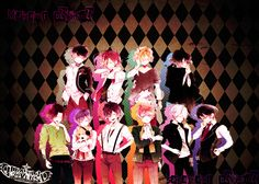 """While we're working on improving More Like This, you can help by collecting """"Cordelia/Diabolik lovers"""" with similar deviations. Description from deviantart.com. I searched for this on bing.com/images"""