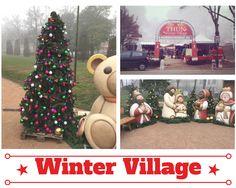 Giornata stupenda al winter village #thun