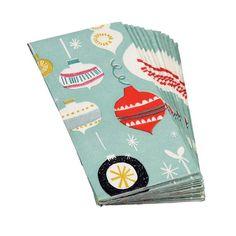 Sada 12 vánočních kapesníčků Rex London Jolie Noel   Bonami Playing Cards, Christmas Decorations, London, Tableware, Accessories, Noel, Dinnerware, Playing Card Games, Tablewares