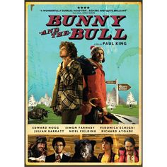 Bunny and the Bull extrapolates the imaginative visual style of The Mighty Boosh into feature format. It also features great cameos from Richard Ayoade, Noel Fielding, Rich Fulcher, and Julian Barrat. It's available on Netflix Instant, so check it out! Edward Hogg, Julian Barratt, Richard Ayoade, Michel Gondry, European Road Trip, The Mighty Boosh, Noel Fielding, British Comedy, Film Music Books
