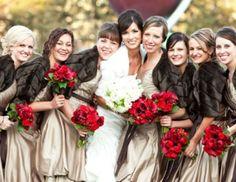 Visit www.crownandhalo.com Winter's Bride Blog Post