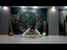 Advanced Capoeira Sequences - Part 1 (Banguela)