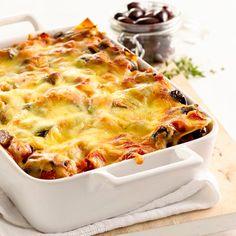 Ratatouille Lasagne  #PerfectItaliano  #Recipe