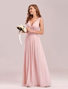 Looking for Gorgeous and amazing bridesmaid dresses to get your girlfriends? Find blush bridesmaid dresses long sleeve beautiful, mermaid long bridesmaid dresses, affordable bridesmaid dresses, beautiful blush pink bridesmaid dresses ideas color schemes, and other unique bridesmaid dresses ideas! Just perfect for your wedding. #bridesmaiddressesideas #bridesmaid #longbridesmaiddresses #wedding #pinkbridesmaiddresses #bridesmaiddresses #blushpinkbridesmaiddresses #dustypinkbridesmaiddresses Emerald Green Bridesmaid Dresses, Bridesmaid Dresses With Sleeves, Affordable Bridesmaid Dresses, Mismatched Bridesmaid Dresses, Beautiful Bridesmaid Dresses, Chiffon Dress, Sheer Chiffon, Chiffon Fabric, Women's Fashion Dresses