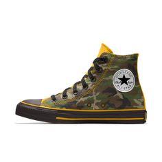 Converse Custom Chuck Taylor All Star High Top Shoe Converse Sneakers, Sneakers Fashion, High Top Sneakers, Converse Chuck, Chuck Taylor Boots, Hype Shoes, Vogue, Dream Shoes, Custom Shoes