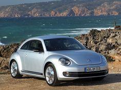 Volkswagen Beetle (2011).