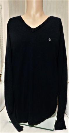 Vintage Christian Dior Men's Pull-over V Neck Sweater by SaySayVintage on Etsy