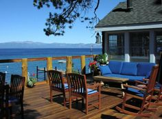 Tahoma Vacation Rental - VRBO 1946 - 4 BR Lake Tahoe West Shore CA House in CA,.