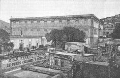 litografia Alhondiga de Granaditas