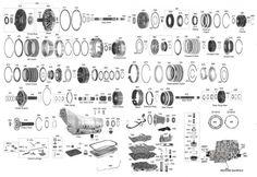 4l60e solenoid diagram valvehome.us Auto trans chart